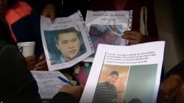 México, a dos días de la tragedia