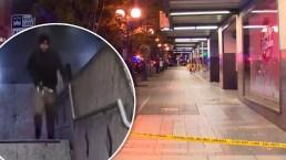 Muerte en el metro: buscan a sospechoso de tiroteo en Seattle