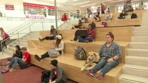 Dreamers de la Universidad de Houston pendientes de la posesión de Trump