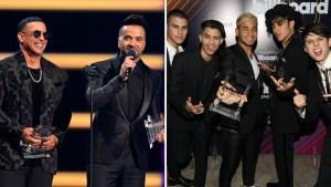 Ganadores de los Premios Billboard en Las Vegas