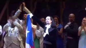 """""""Hamilton"""" estrena con gran éxito en Puerto Rico"""