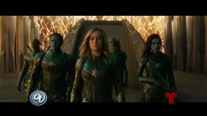 La oportunidad en Captain Marvel