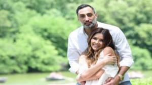 Prometido de Marlene Favela se prueba trajes para su boda