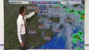 Tormentas serán posibles en la madrugada del jueves y luego fuerte viento entrará a la región