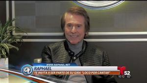Raphael de gira por EEUU