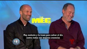 Sustos y risas con The Meg
