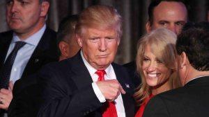 Trump elige a esposo de asesora para defender sus decretos