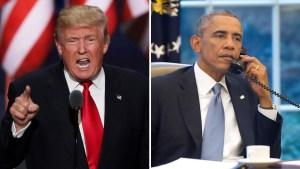 "Presuntas escuchas de Obama a Trump: aparecen ""pruebas"""