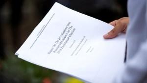 Mueller envía una carta de protesta al fiscal general