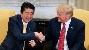 Trump se asegura un aliado para enfrentar a Corea del Norte
