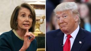 Pelosi le pide a Trump que postergue el Estado de la Unión