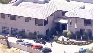 Policía en casa de Chris Brown tras incidente con mujer