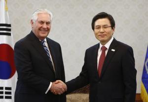 """Tillerson: """"paciencia estratégica"""" con Corea del Norte terminó"""