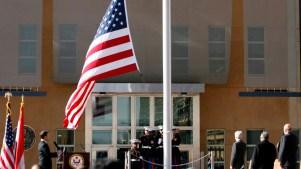 EEUU ordena retiro de personal diplomático en Irak