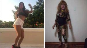 Viral: Carmen Villalobos y Tigresa del Oriente bailan retos