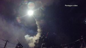Estados Unidos lanza ataque aéreo sobre Siria