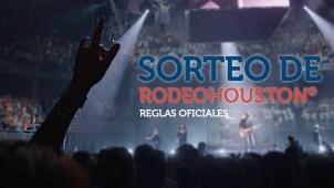 Sorteo de RodeoHouston® 2016