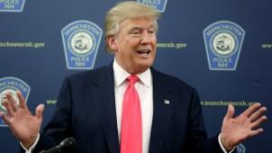 Trump pone precio al muro en frontera EEUU-México