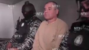 """Video inédito: lo que suplicaba """"El Chapo"""" en prisión"""