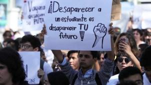 Desaparición de 5 universitarios pone en jaque a Jalisco