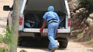 Hallan a 13 personas asesinadas a tiros en Sinaloa