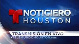 EN VIVO: Noticiero Telemundo Houston