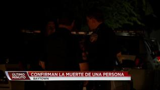 El crimen ocurrió en la cuadra 1900 de Jones Road cerca a Thompson Road.