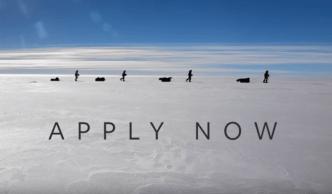 Aventura extrema gratis en Antártida con Airbnb