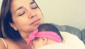 Publican foto de Alaïa para Día de las Madres