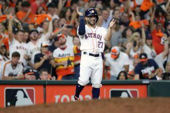 Altuve agranda su leyenda con los Astros