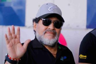 """Maradona estalla contra Argentina: """"¿dónde queda el prestigio?"""""""