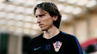 Las motivaciones de Modric para ganar el Mundial
