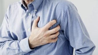 ¿Conoces los principales síntomas de un infarto?