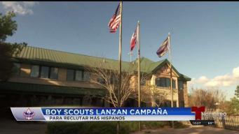 Boy Scouts lanza campaña para reclutar hispanos