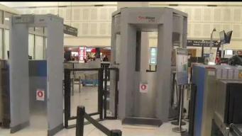 Cierran punto de seguridad TSA en el Aeropuerto Bush