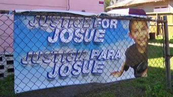 Comunidad sigue en espera de justicia para Josué Flores