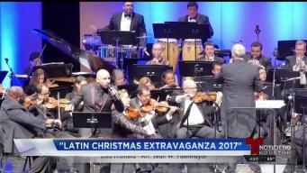 """Disfrute del concierto """"Latin Christmas Extravaganza"""""""