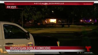 Dos muertos tras balacera en el sureste de Houston