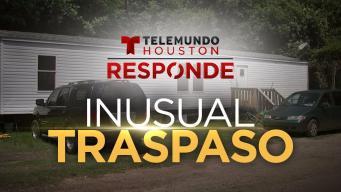 Dueño reclama presunto traspaso ilegal de propiedad