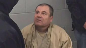 """Defensa de """"El Chapo"""" insiste en solicitud de nuevo juicio"""