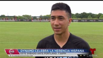El Dynamo se une a la herencia hispana