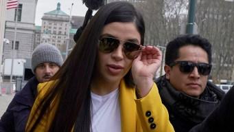 """Cómo Emma Coronel se convirtió en celebridad durante el juicio de """"El Chapo"""""""