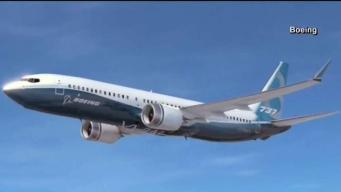 En tierra cientos de Boeing 737 Max modelo 8 y 9