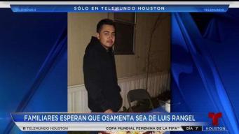 Familia espera aún encontrar a ser querido desaparecido