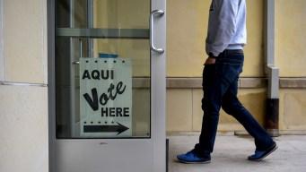 Casi 700 mil han votado por anticipado en Condado Harris
