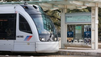 Retrasos en Metro Rail por fuga de gas en Downtown