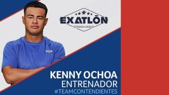 Kenny Ochoa regresa ahora como entrenador