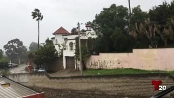 Suspenden clases en Tijuana debido a la tormenta