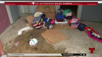 Lluvias provocan inundaciones a apartamentos