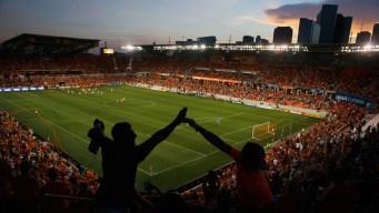 Houston Dynamo empieza lucha por título de la MLS